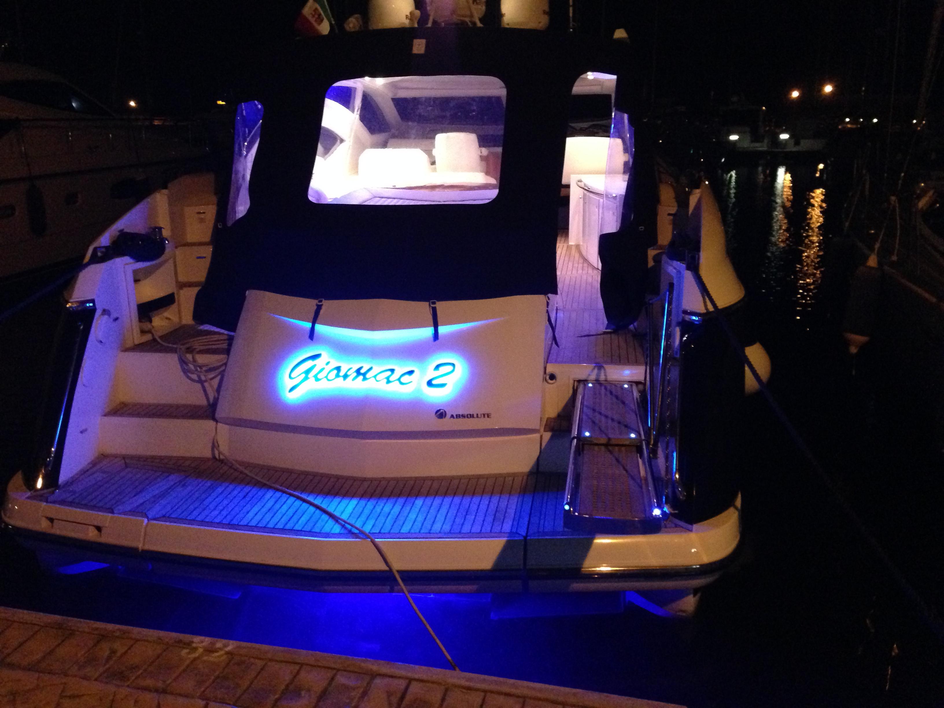 Luci A Led Per Barche.Lampade Per Barche E Illuminazione Nautica Di Sx3 Sx3